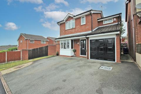 3 bedroom detached house for sale - Smallwood Close, Waterhayes, Newcastle