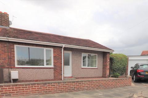 2 bedroom semi-detached bungalow for sale - Linden Close, Wansbeck Estate, Stakeford