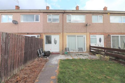 3 bedroom terraced house for sale - Exeter Close, North Seaton, Ashington
