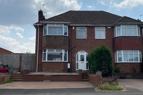 3 bedroom semi-detached house to rent - St. James Lane, Coventry