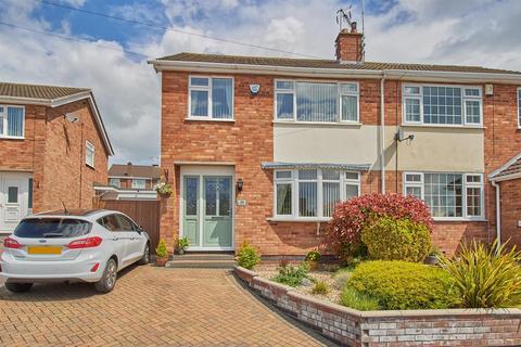 3 bedroom semi-detached house for sale - Almond Way, Earl Shilton