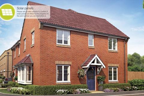 3 bedroom end of terrace house for sale - Plot 134 - The Nottingham - Barleythorpe