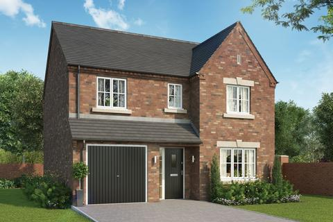 4 bedroom detached house for sale - Plot 257, The Middleham at Wolds View, Bridlington Road, Driffield YO25