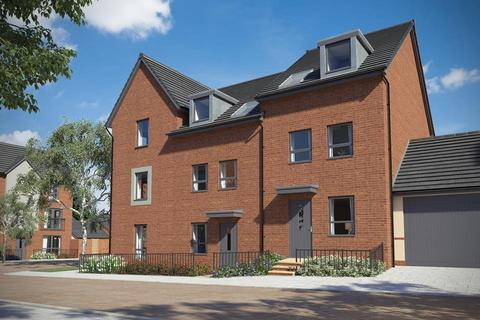 3 bedroom semi-detached house for sale - Plot 166, Norbury at Barratt Homes @ Brunel Quarter, Station Road, Chepstow, CHEPSTOW NP16
