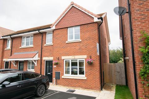 3 bedroom terraced house for sale - Sherbourne Avenue, Westminster Park, Chester