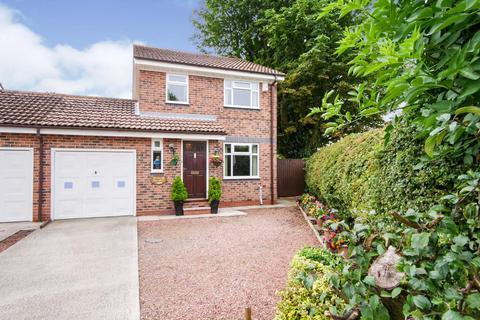 3 bedroom link detached house for sale - Tedder Road, York