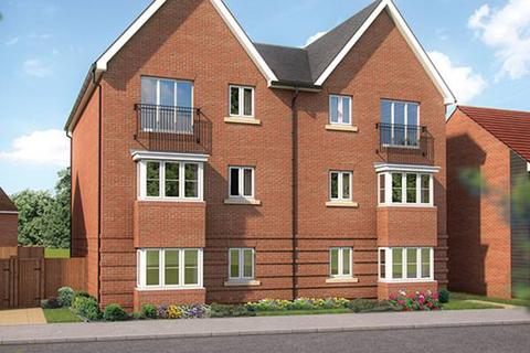 2 bedroom apartment for sale - Plot 103, Florence House at Osprey Rise, Worrall Drive, Peters Village, Wouldham ME1