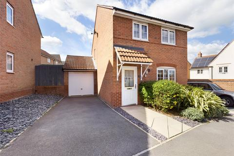 3 bedroom detached house for sale - Weavers Close, Glenfield, Leicester, LE3