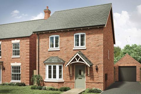 3 bedroom detached house for sale - Plot 456, The Blaby at Davidsons at Wellington Place, Davidsons at Wellington Place, Leicester Road LE16