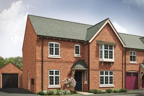 4 bedroom detached house for sale - Plot 21, The Darlington B at Ratcliffe Gardens, Ratcliffe Road LE12
