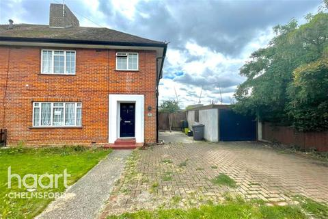 3 bedroom semi-detached house to rent - Hill Crescent, Chelmsford