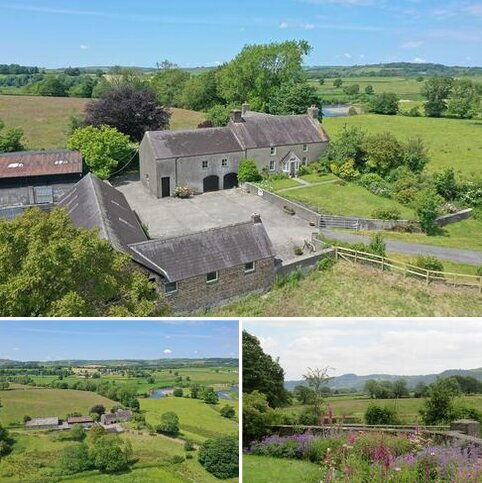 4 bedroom property with land for sale - Llanarthney, Carmarthen, Carmarthenshire.