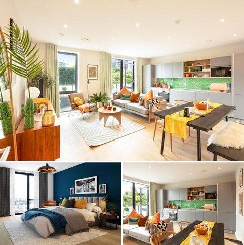 2 bedroom flat for sale - Apartment 48 Johanna Court, Oxbow, New Village Avenue, London, E14