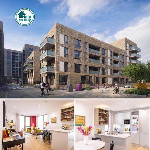 1 bedroom flat for sale - Apartment 80 Gabriel Court, Oxbow, New Village Avenue, London, E14