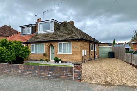 2 bedroom semi-detached bungalow for sale - The Ringway,Queniborough,Leicester,LE7 3DL