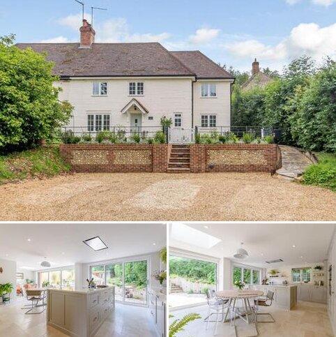 4 bedroom semi-detached house for sale - Whitegates, Preston Candover, Basingstoke, Hampshire