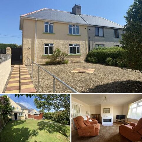 3 bedroom semi-detached house for sale - Priory Ville, Milford Haven, Sir Benfro, SA73