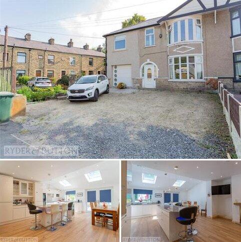 4 bedroom semi-detached house for sale - Burnley Road, Rawtenstall, Rossendale, BB4