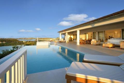 5 bedroom house - Villa Nicobar, Galley Bay Heights, St. John's, Antigua