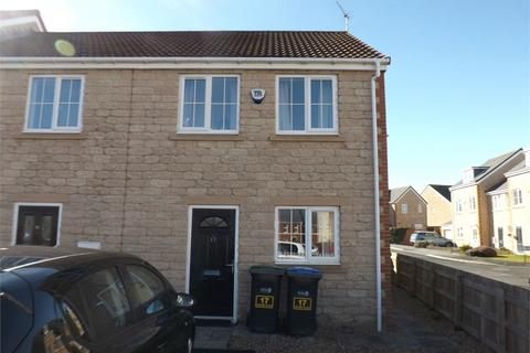 2 bedroom end of terrace house to rent - Oxford Place, Consett, Durham DH8