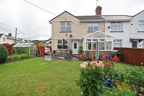 3 bedroom semi-detached house for sale - Woodfield Street, Bryncae, Llanharan, Pontyclun, Rhondda, Cynon, Taff. CF72 9RT