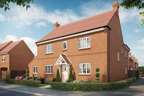 4 bedroom detached house for sale - Plot 145, The Swarkestone at Stoughton Park, Gartree Road, Oadby LE2
