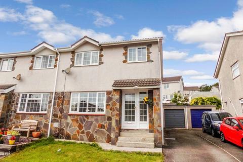 3 bedroom semi-detached house for sale - Ty Gwyn Drive, Brackla, Bridgend . CF31 2QH