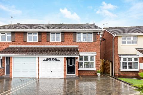 3 bedroom semi-detached house for sale - Abbeyfield Road, Moseley Parklands, Wolverhampton, West Midlands, WV10