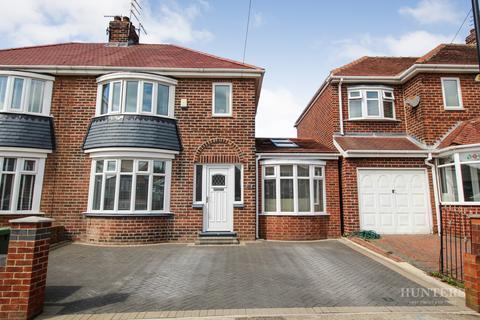 3 bedroom semi-detached house for sale - Kirkstone Avenue, Sunderland, Tyne and Wear