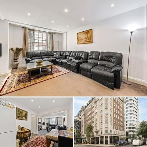 3 bedroom flat for sale - Great Cumberland Place, London, W1H