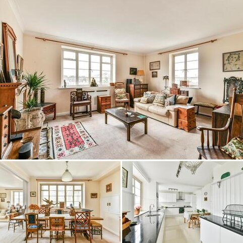 3 bedroom flat for sale - Stanford Road, London, W8