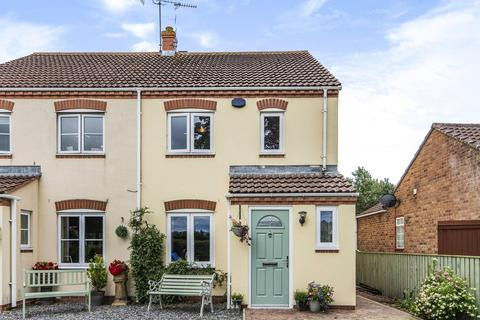 3 bedroom semi-detached house for sale - Storking Lane, Wilberfoss, York