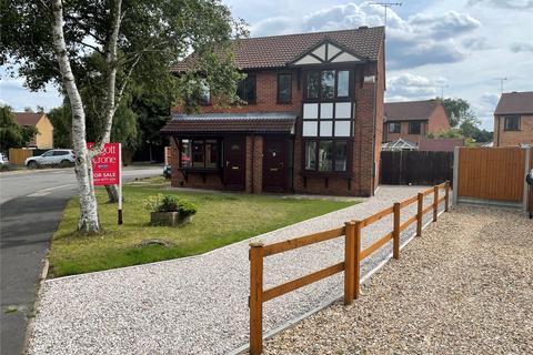 2 bedroom semi-detached house for sale - Wedgewood Road, Doddington Park, LN6