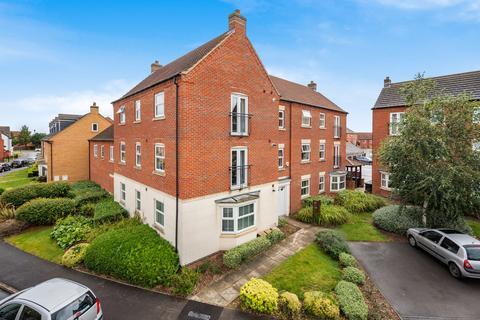 2 bedroom flat for sale - Greenfinch Crescent, Witham St Hughs, LN6