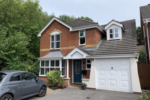 5 bedroom detached house for sale - Morris Close, Dibden