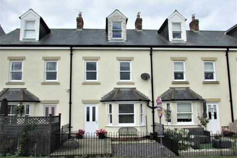 3 bedroom terraced house for sale - MARQUESS POINT, SEAHAM, Seaham District, SR7 7EA