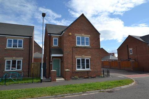 3 bedroom detached house for sale - Sandringham Way, Newfield, Chester Le Street