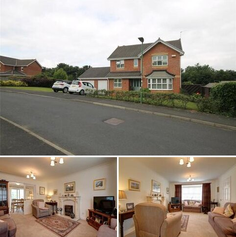 4 bedroom detached house for sale - Links Drive, Shotley Bridge, Consett, DH8