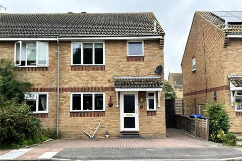 3 bedroom semi-detached house for sale - Chippers Walk, Worthing, West Sussex, BN13