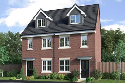 3 bedroom semi-detached house for sale - Plot 378, The Masterton at Collingwood Grange, Norham Road NE29