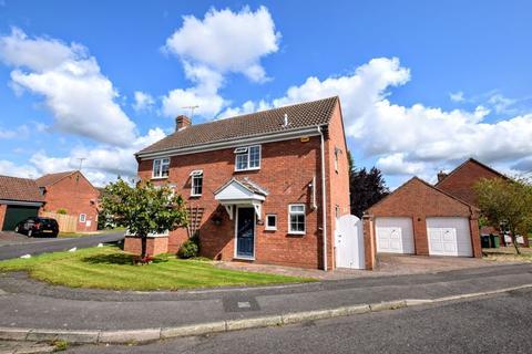 4 bedroom detached house for sale - Turnfurlong, Aylesbury