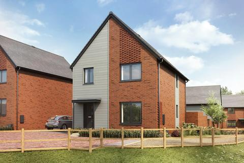 4 bedroom detached house for sale - The Huxford - Plot 10 at Burridge Green, Off Botley Road PO15