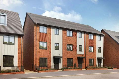 4 bedroom end of terrace house for sale - The Chelbury - Plot 35 at Woodlands Chase, Whiteley Way PO15