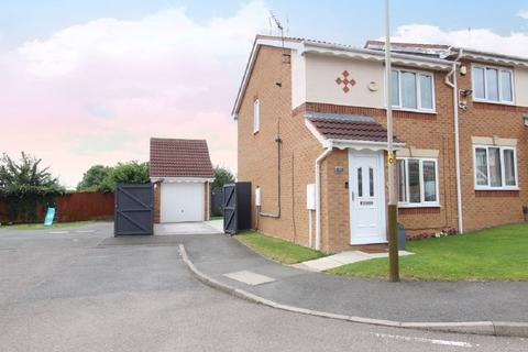 2 bedroom semi-detached house for sale - Wodehouse Road, Braunstone, Leicester