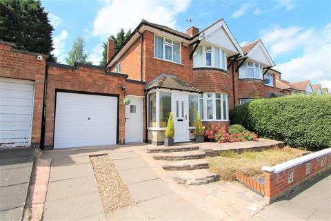 3 bedroom semi-detached house for sale - Frinton Avenue, Evington, Leicester LE5