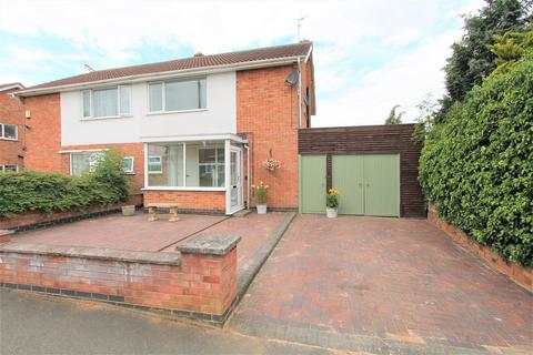 4 bedroom semi-detached house for sale - Shipston Hill, Oadby, Leicester LE2