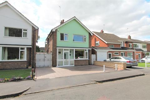 3 bedroom detached house for sale - Brighton Avenue, Wigston, Leicester LE18