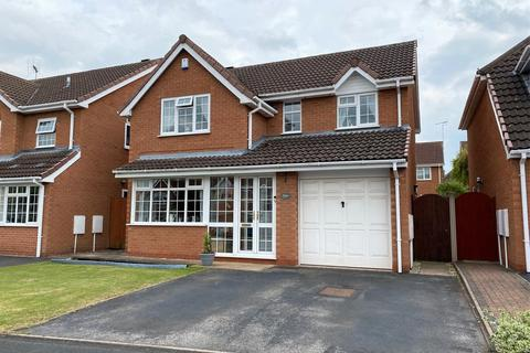 4 bedroom detached house for sale - Holmes Close, Stafford, ST16