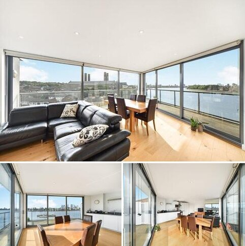 3 bedroom penthouse to rent - Banning Street London SE10