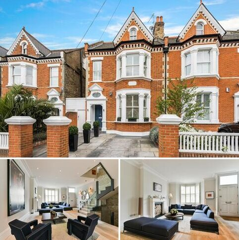5 bedroom semi-detached house for sale - Nicosia Road, London, SW18
